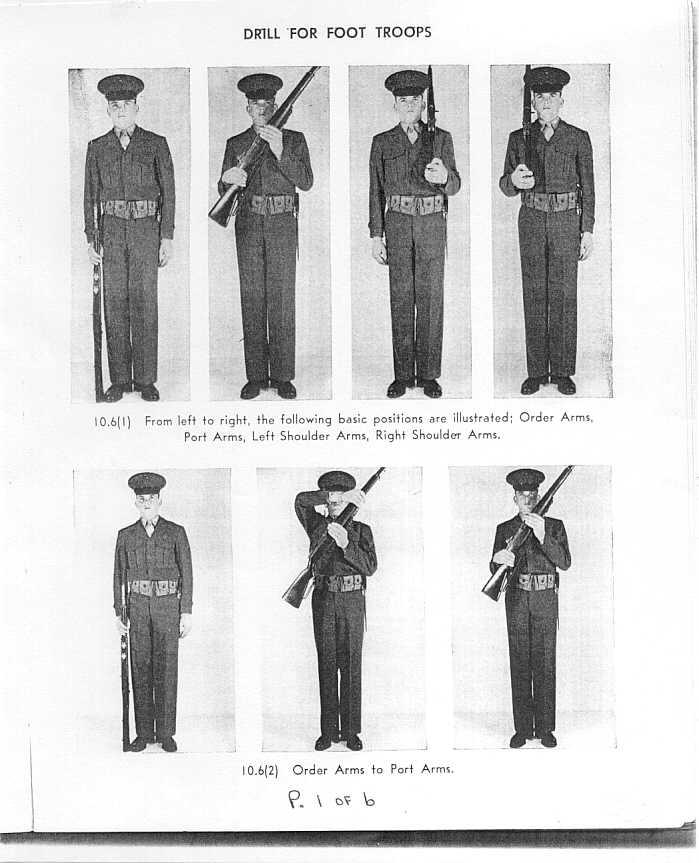 8th i reunion association memories of the 1950 s rh 8thandi com AWWA Manual M1 m1 carbine manual of arms